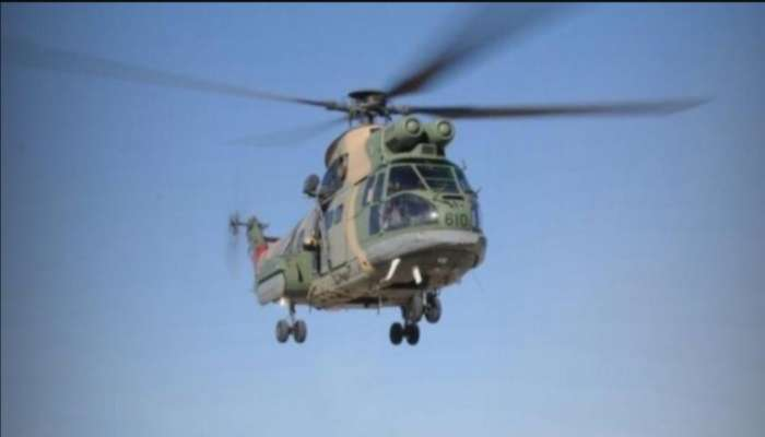 Royal Air Force of Oman airlifts woman in need of specialised treatment