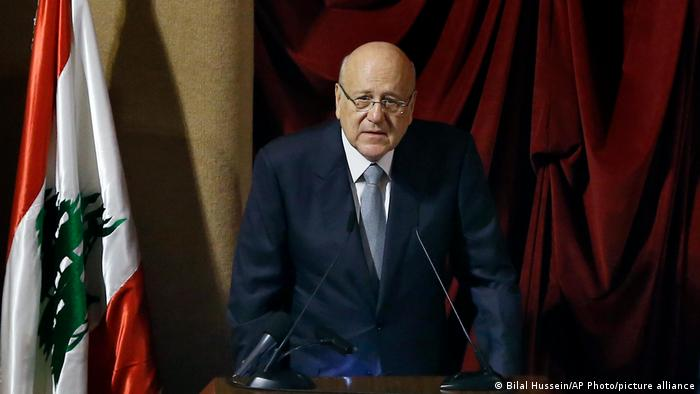 Lebanon: Parliament approves new government, PM calls for IMF talks
