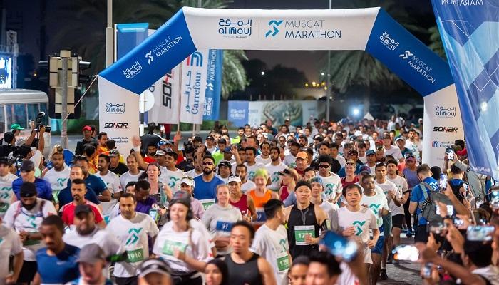 Al Mouj Muscat Marathon set to take place on February 11 and 12, 2022