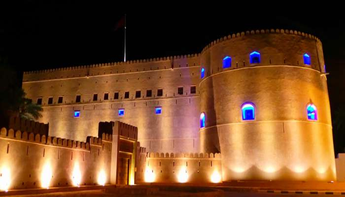 Restoration of Al Hazm Castle in Rustaq nearing completion