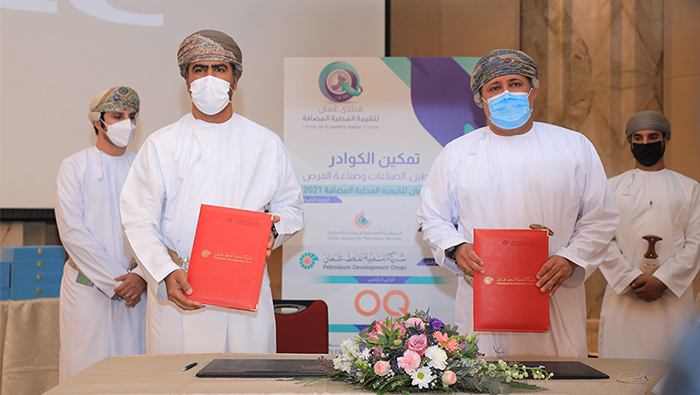 PDO works with contractors to employ more than 100 Omanis
