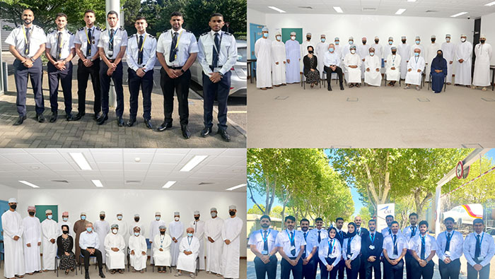 Intake of Omanis at highest level in pilot training programmes