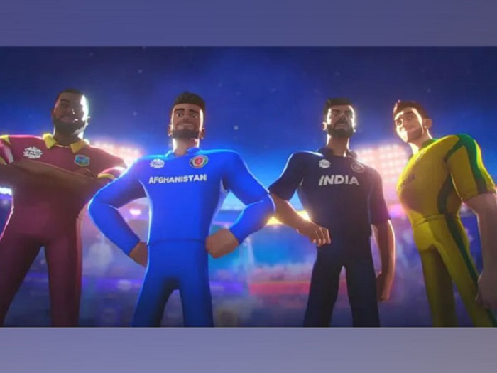 Live the Game -- Men's T20 World Cup 2021 anthem launched