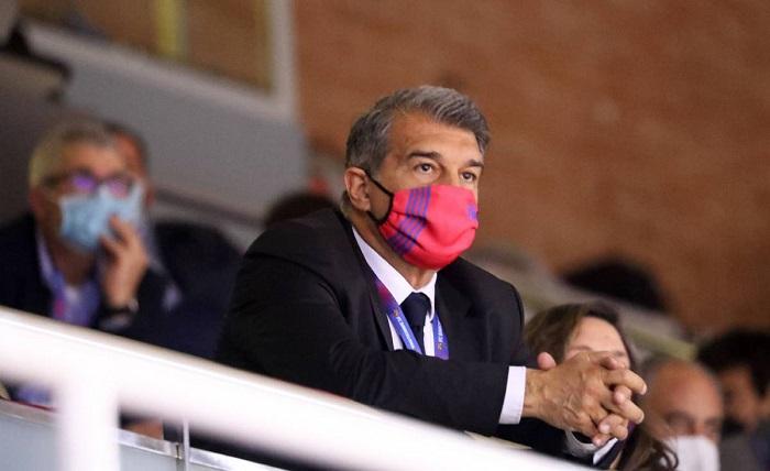 Laporta backs Koeman, warns Barca to have ambition