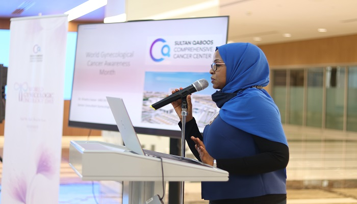 Physicians meet on women's health held in Oman