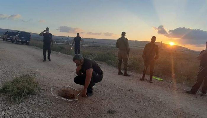 بعد حادثة هرب الأسرى الستة.. سلطات الاحتلال تجري تحسينات على سجن جلبوع