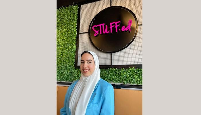 Young Omani entrepreneur juggles education, business activities