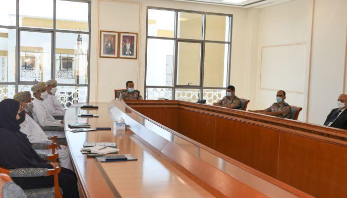 المجلس الاستشاري بكلية الشرطة يعقد اجتماعه الأول