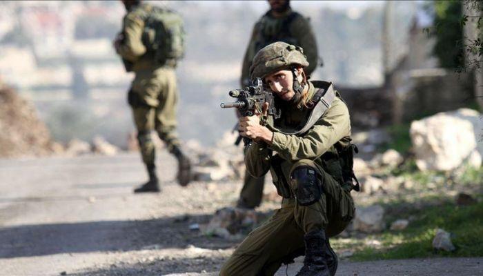 استشهاد 4 فلسطينيين برصاص الاحتلال الإسرائيلي