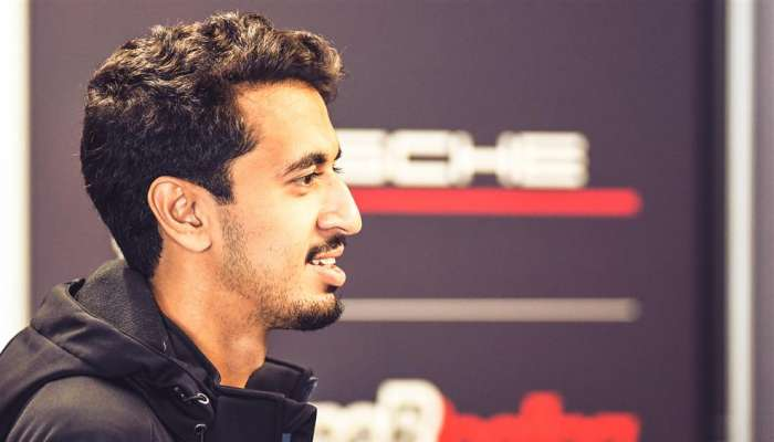 Fifth place for Al-Zubair, Soucek at GT Open opener in Italy
