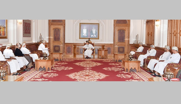 Oman's Council of Ministers meets State Council