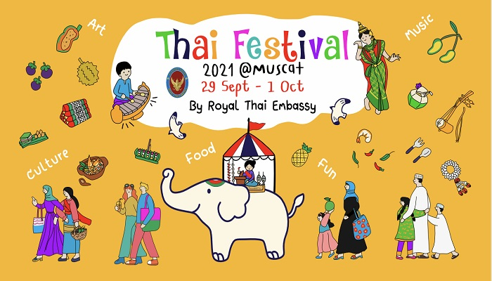 Royal Thai Embassy and Water-Front to organise 'Thai Festival'