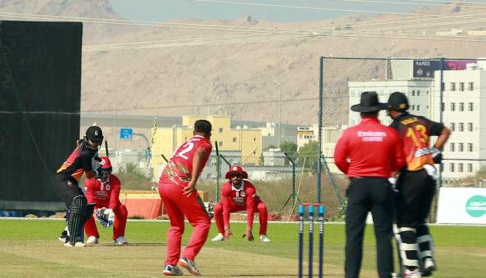 Oman thrash Papua New Guinea by 110 runs