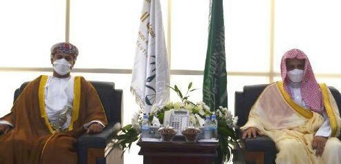 السلطنة والسعودية تناقشان الارتقاء بالتعاون على صعيد العدالة الجزائية