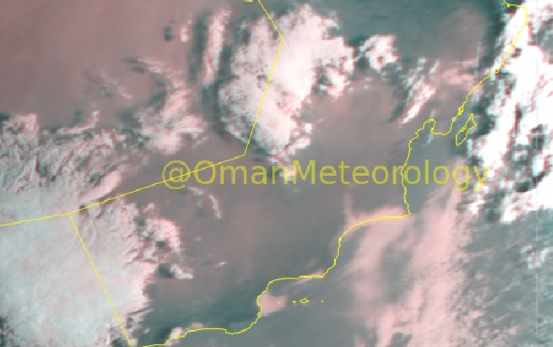 Thunderstorms, dust storms predicted in parts of Oman