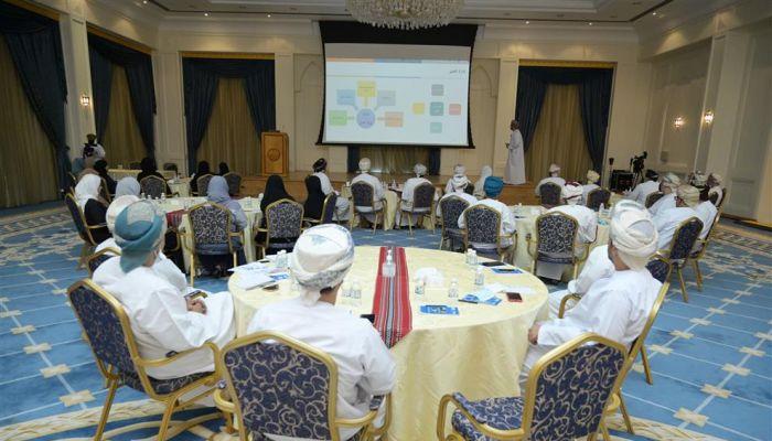 وزارة الاقتصاد تنظم حلقة عمل تعريفية حول منظومة الأداء الفردي والإجادة المؤسسية