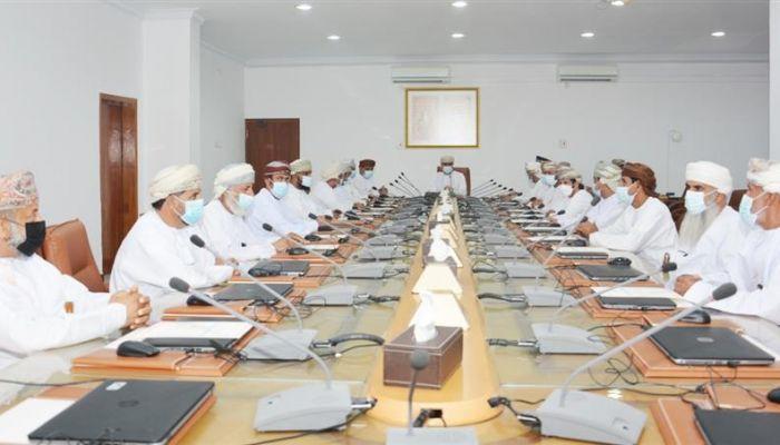 المجلس البلدي بشمال الشرقية يعقد اجتماعه الأول لعام 2021