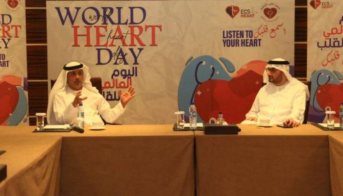 الإمارات: 80% من الوفيات بسبب جلطات قلبية حادة