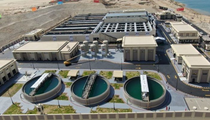 مصر تفتتح أضخم محطة معالجة مياه في العالم