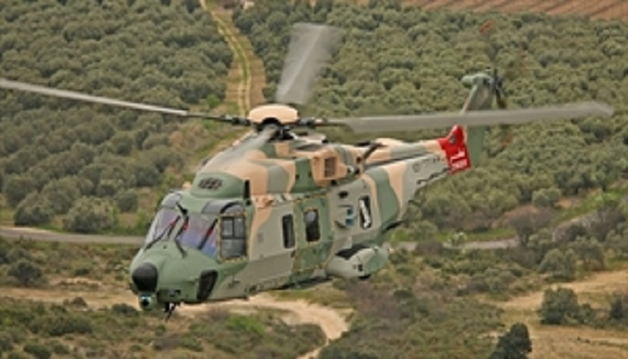 Royal Air Force rescues injured tourist in Oman