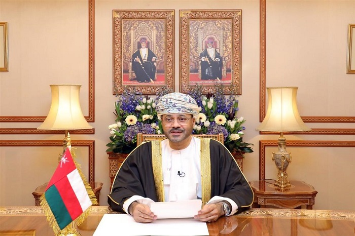 Oman committed to achieving UN's noble goals of international peace and security, says Sayyid Badr