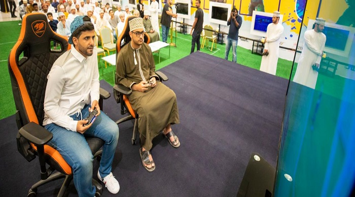 Oman to launch first electronic games championship in December 2021