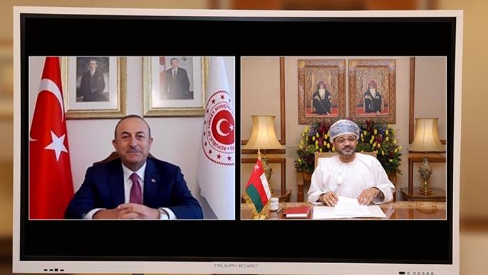 Oman, Turkey to boost economic cooperation