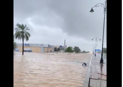 Cyclone Shaheen: Flash floods have hit these wadis in Oman
