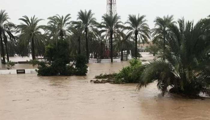 Cyclone Shaheen live updates: Heavy rains forecast across Oman