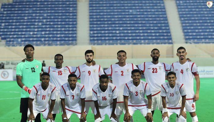 الأحمر الأولمبي يواجه اليمن في الجولة الثانية من بطولة غرب آسيا الثانية
