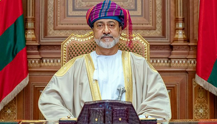 Cyclone Shaheen: His Majesty receives calls of support