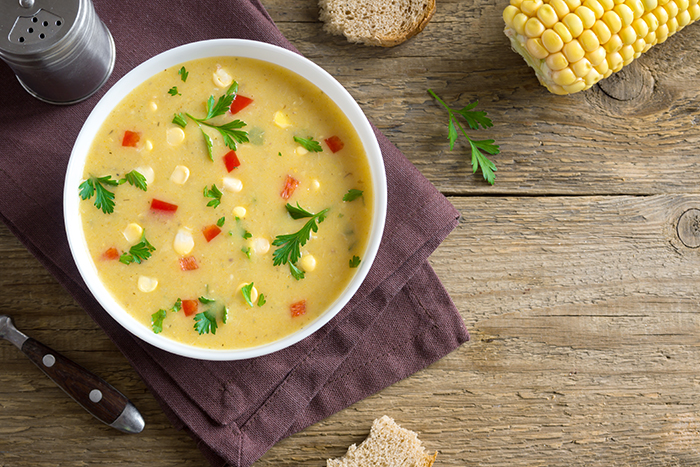Make restaurant-style soup at home