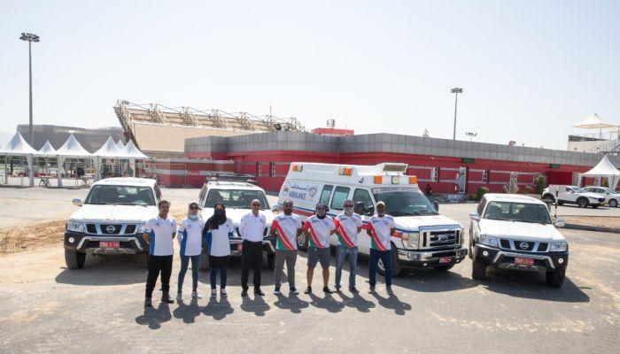 الجمعية العُمانية للسيارات تنظم حملة لمساعدة المتضررين من إعصار شاهين