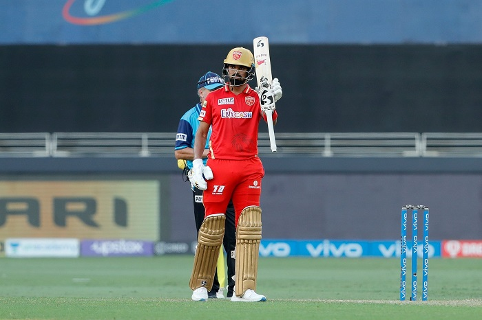 IPL 2021: Skipper Rahul hits unbeaten 98 as Punjab keep playoff hopes alive with win over CSK