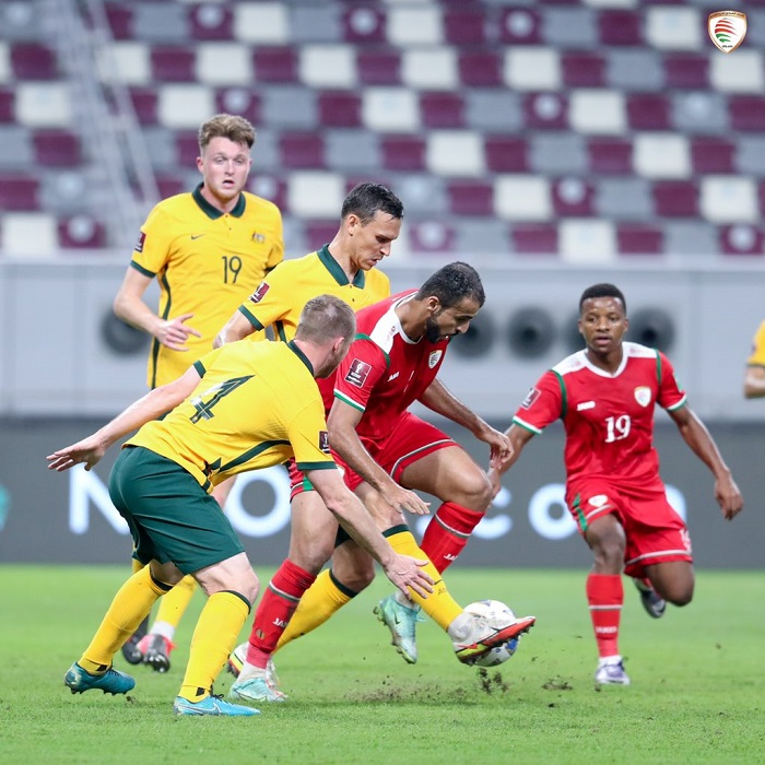 Australia beat Oman 3-1 in World Cup qualifiers