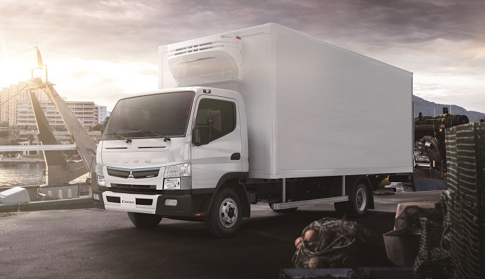 FUSO Oman Conducts Product Training on the upcoming TF Titan Canter