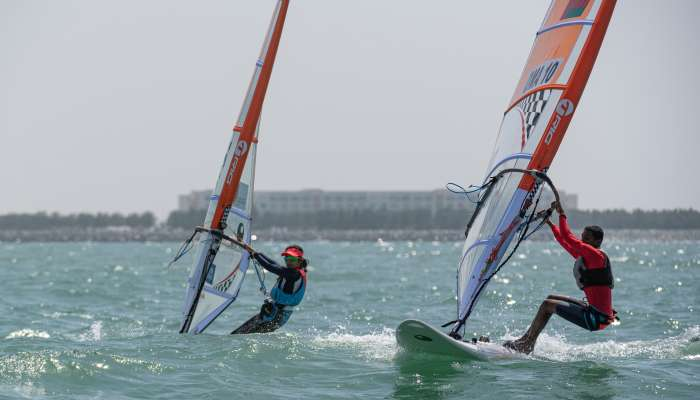 Mussanah ready for action as Asian Windsurfing Championships kick off a busy season