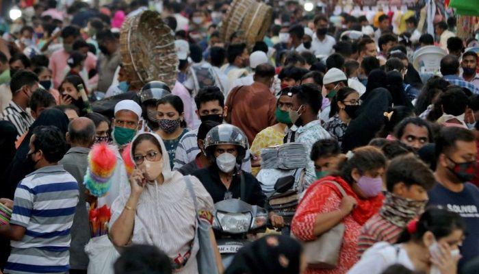 الهند تسجل أدنى حصيلة إصابات يومية منذ 224 يومًا