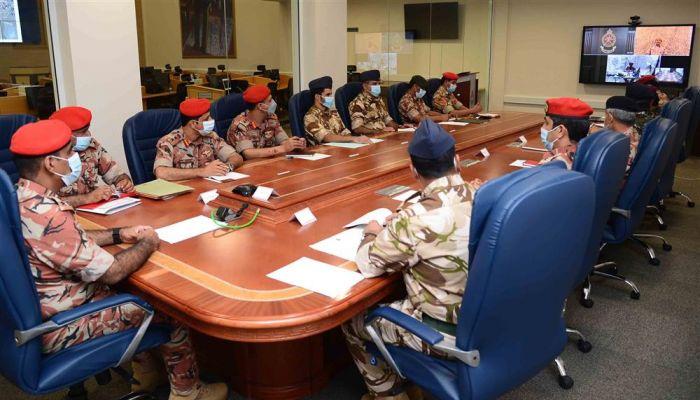 قوات السلطان المسلحة تواصل انعقادها لتسريع تعافي المناطق المتضررة