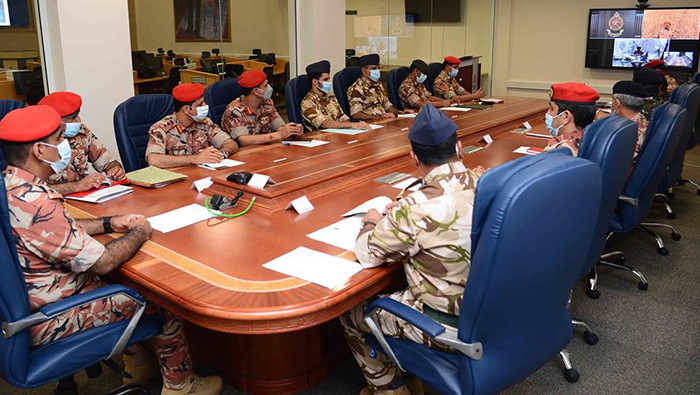 Military committee continues to address impacts of Cyclone Shaheen