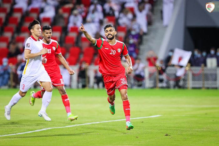 Oman come from behind to beat Vietnam in World Cup qualifying