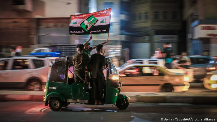 Cleric Moqtada al-Sadr wins Iraq election amid low turnout