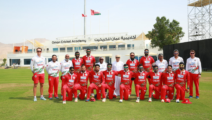 Oman have a home advantage in their second ICC Men's T20 World Cup match