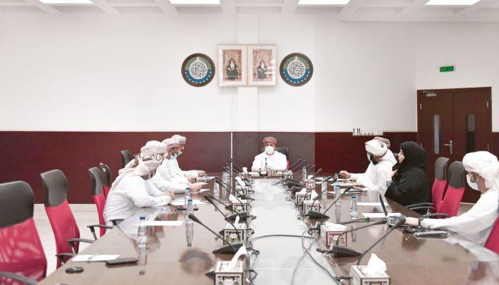 غرفة البريمي تبحث تعزيز المكانة الاقتصادية للمحافظة وتنافسية مؤسسات القطاع الخاص