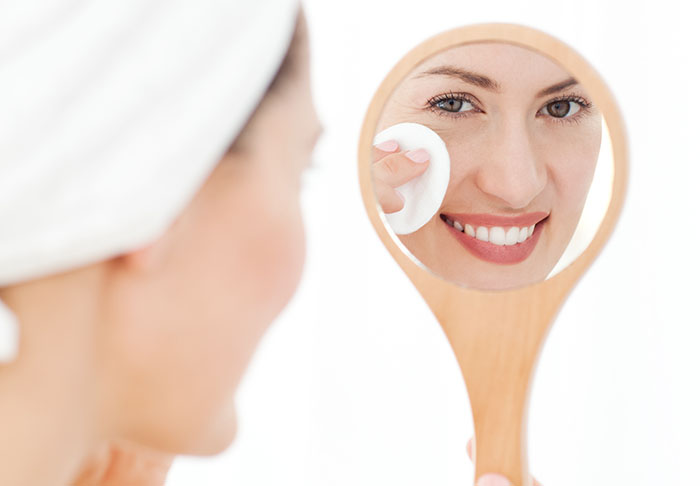 Effective way to fight fine lines, wrinkles