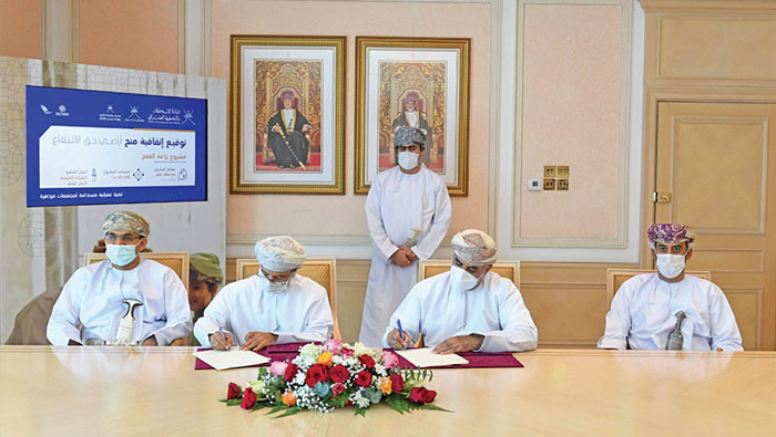 Contracts worth over OMR3mn signed by Housing Ministry