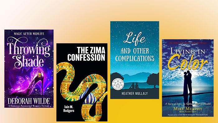 Bookbites: Moving memoir, financial intrigue, paranormal and human drama