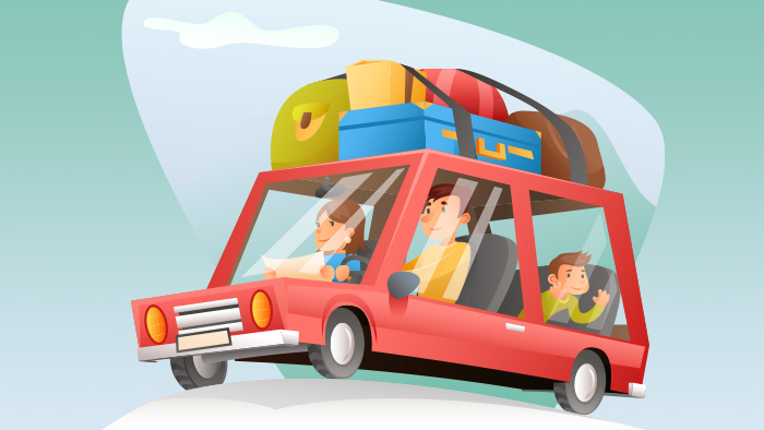 3 tips for vacationing safely with your family