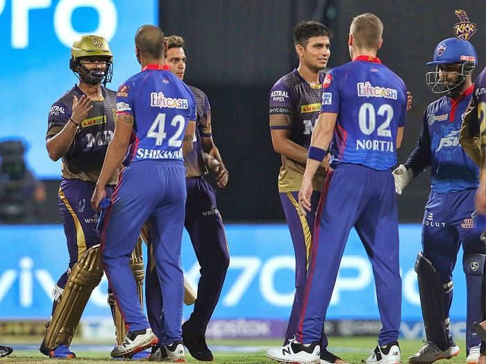 IPL 2021: KKR survive last-over scare to defeat DC, to lock horns against CSK in final