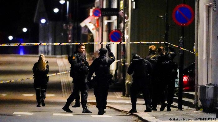 Norway: Bow and arrow attack leaves 5 dead